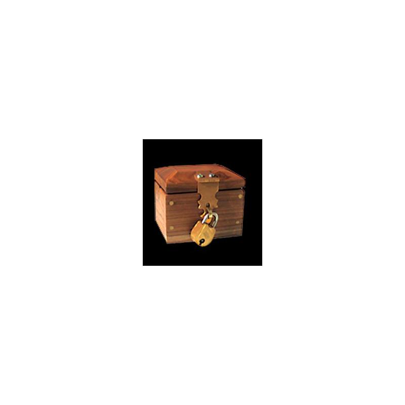 Lock Box Mini luxe - Ring Box