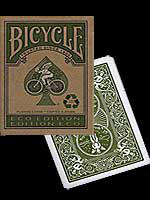 Bicycle Eco Edition USPCC