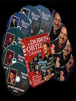 DVD Darwin Ortiz Collection (10 DVD set)!!!