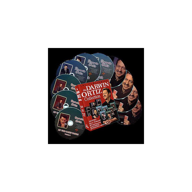 DVD Darwin Ortiz Collection (10 DVD set)!!!