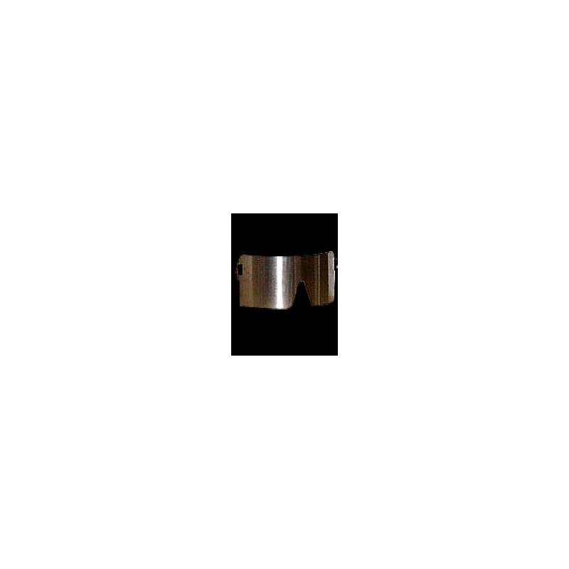 Blindfold - masque mentalisme alu (Metal noir)