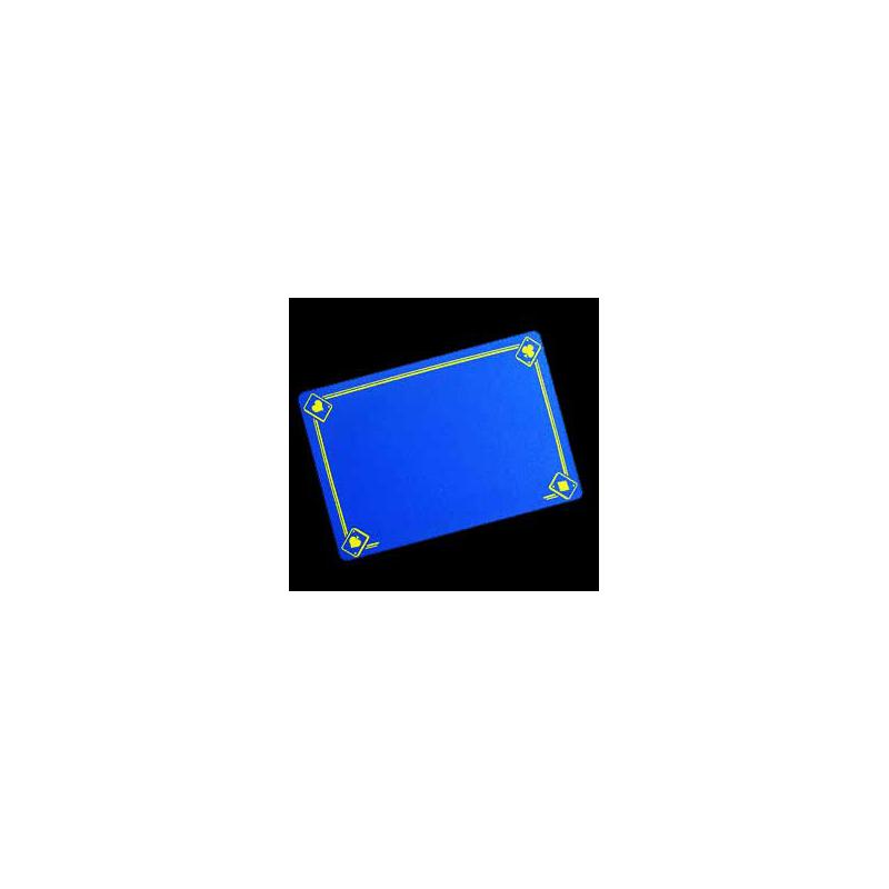 Tapis moyen designe Bleu