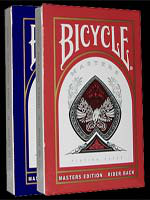 Bicycle Master deck rouge