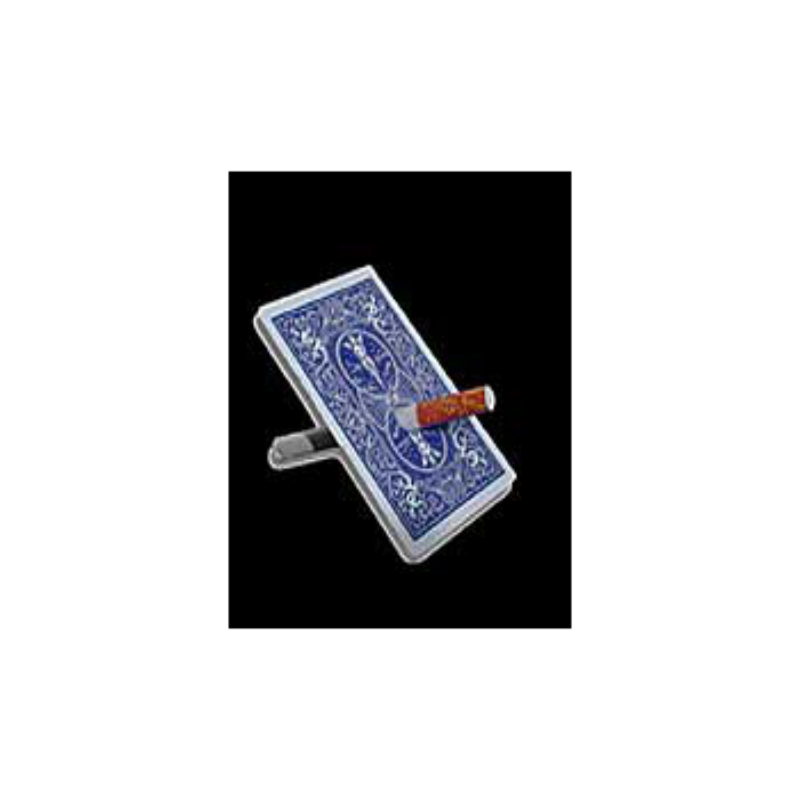 Cigarette Thru Carte ( Bleu )