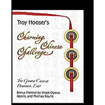 DVD Charming Chinese Challenge ( Troy Hooser )