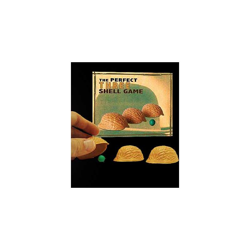 Coquilles de Noix - Three shell game vernet