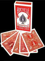 Bicycle jeu de carte Rouge / Rouge