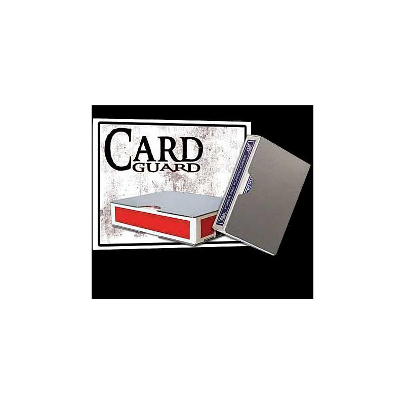 Clip Card Chromé - Card Guard