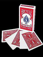 Bicycle jeu de carte Rouge / blanc