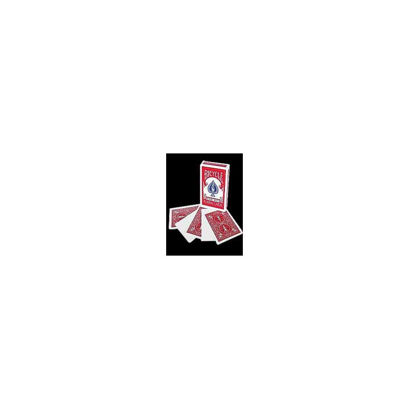 Bicycle jeu de carte Rouge / blanc