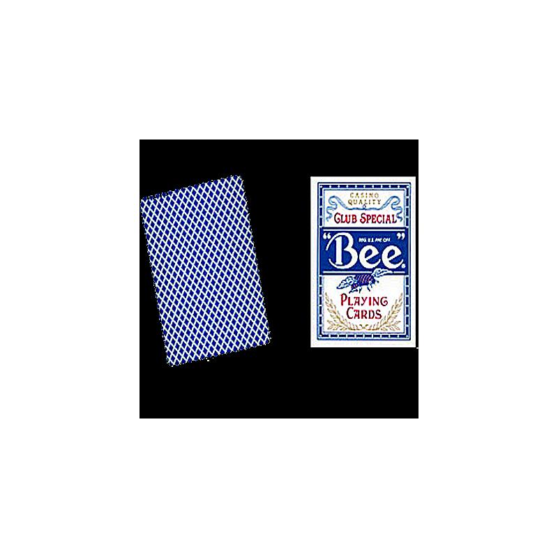 Carte Bee Bleu (Playing Carte)