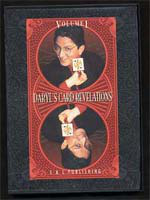 DVD Daryl's Card Revelations vol 5