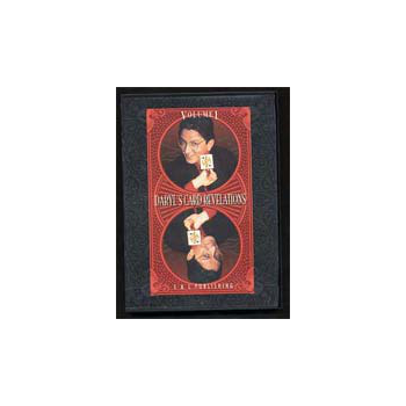 DVD Daryl's Card Revelations vol 5