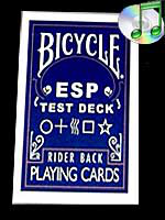 Bicycle ESP TEST DECK