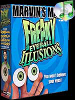 Coffret Freaky Eyeball Illusions