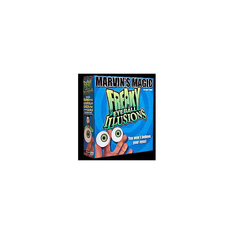 Coffret Freaky Eyeball Illusions