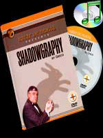 DVD Shadowgraphy vol 1 ( ombres chinoise )