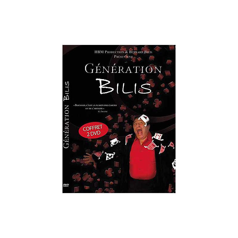 DVD Génération Bilis (2 DVD)
