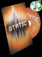 DVD Static (David Jade and Dan & Dave Buck ) + gimmick