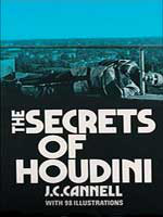 Livre Secrets Of Houdini