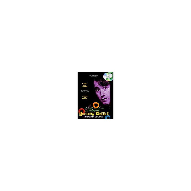 DVD Ultimate Scrunchy Magic 1 (Christian Girard)