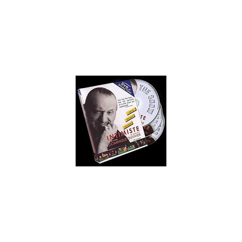 DVD Intimiste: vol 1 (Triple DVD) ( duvivier)