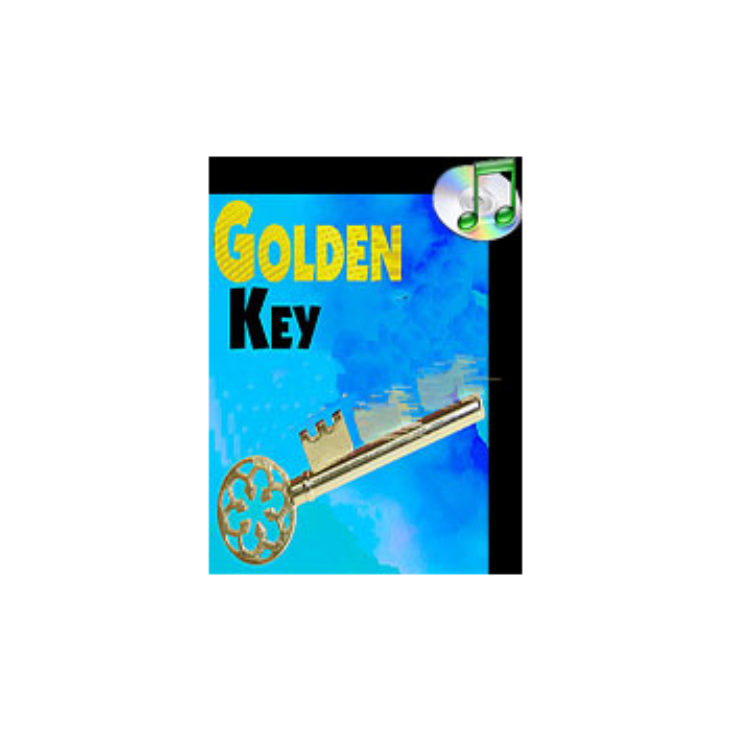La Clé Hanté single - Golden key