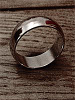 Bague aimantée 21 mn eco Or ( vortex PK Ring )