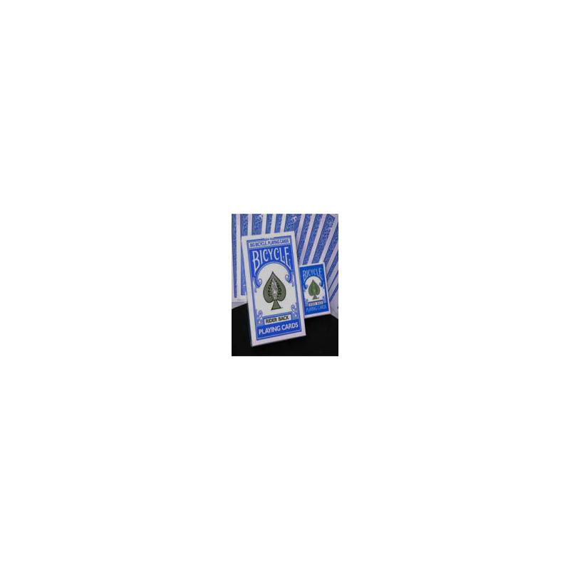 Bicycle Jumbo Bleu