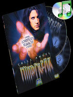 DVD Criss Angel Mindfreak Complete Season One (2005) !!!