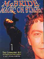 DVD Magic On Stage vol 1 Jeff Mc bride