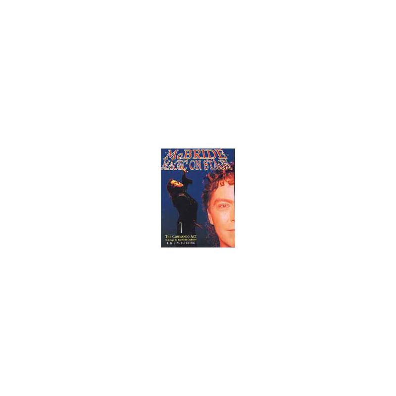 DVD Magic On Stage vol 1 Jeff Mc bride