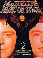 DVD Magic On Stage vol 2 Jeff Mc Bride
