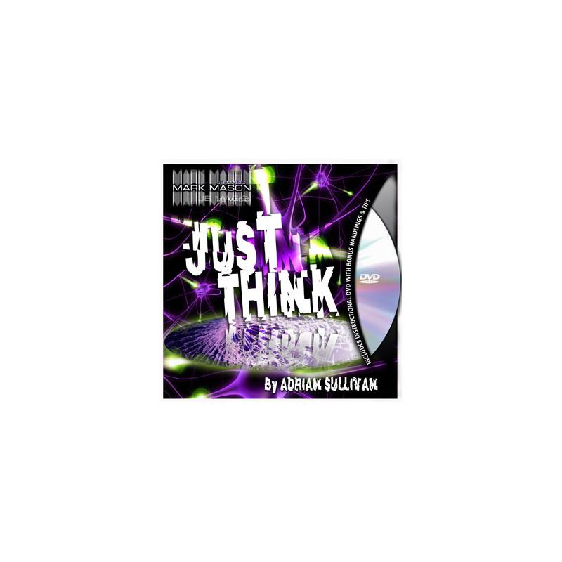 Just think ( JB ) ( card + dvd )