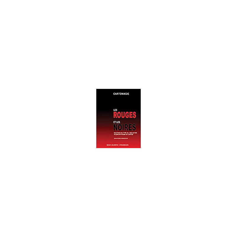 Livre Les Rouges et les Noires (Jean Pierre Hornecker)