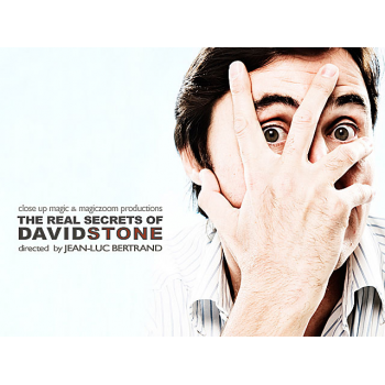 DVD The Real Secret of David Stone (rupture)