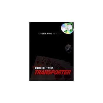 Transporter ( DVD and Cards) Joshua Jay