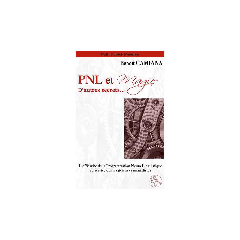 livre PNL et Magie, d'autres secrets