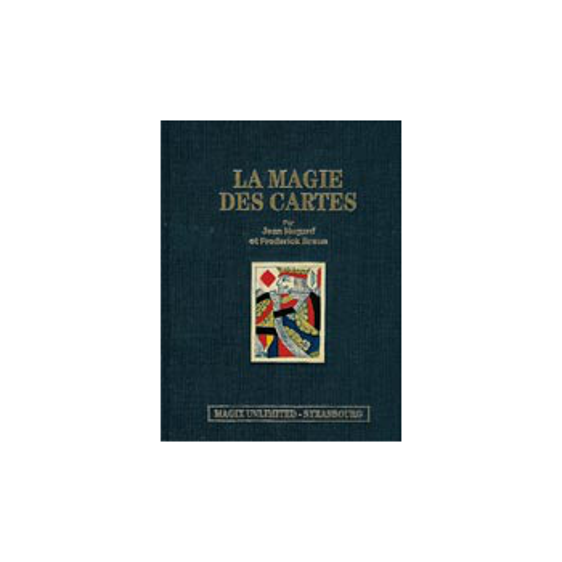 Livre La magie des Cartes ( Jean Hugard et Frederick Braue )