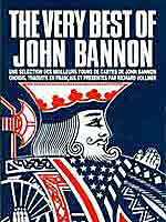 Livre The Very Best Of John Bannon