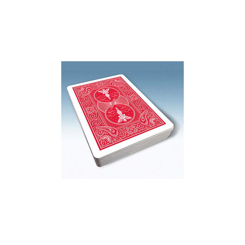 Bicycle poker 809 Mandolin rouge