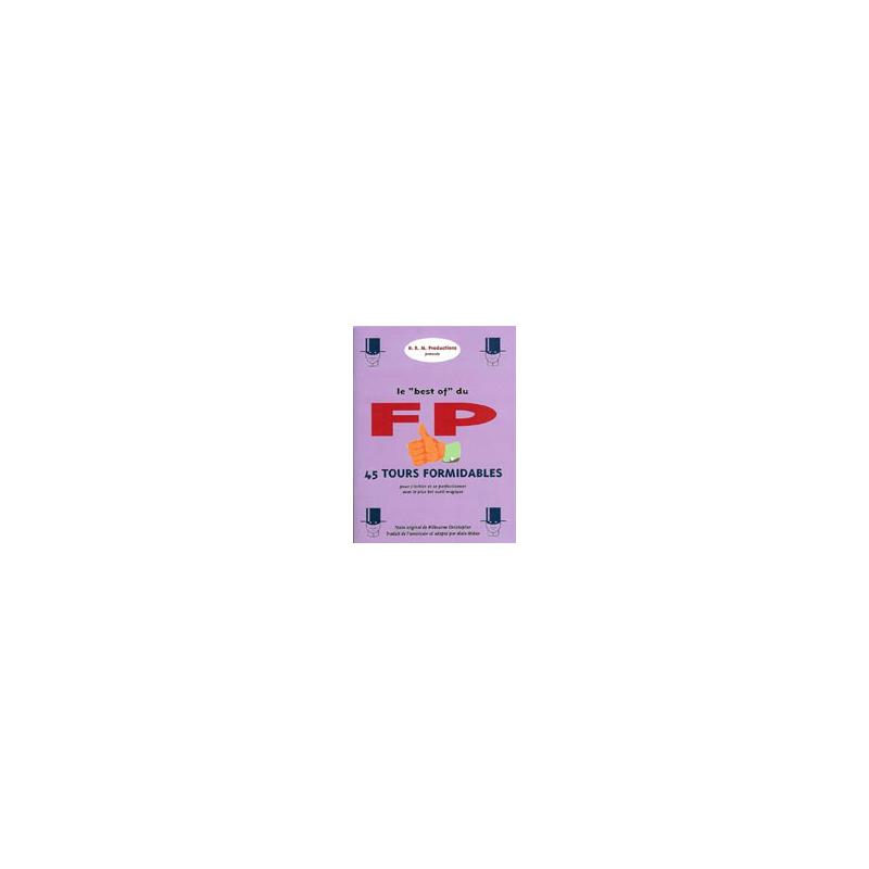 Livret best of F.P - tous sur le faux pouce