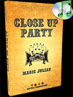 DVD Close-Up Party (Magic Julian)