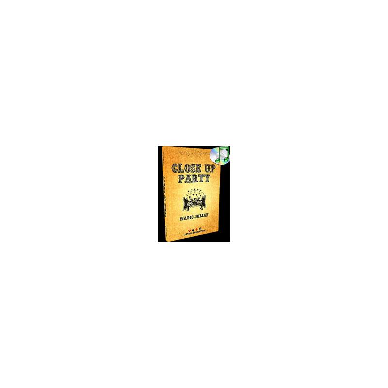 DVD Close-Up Party (Magic Julian)