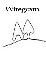 Wiregram As de Piques