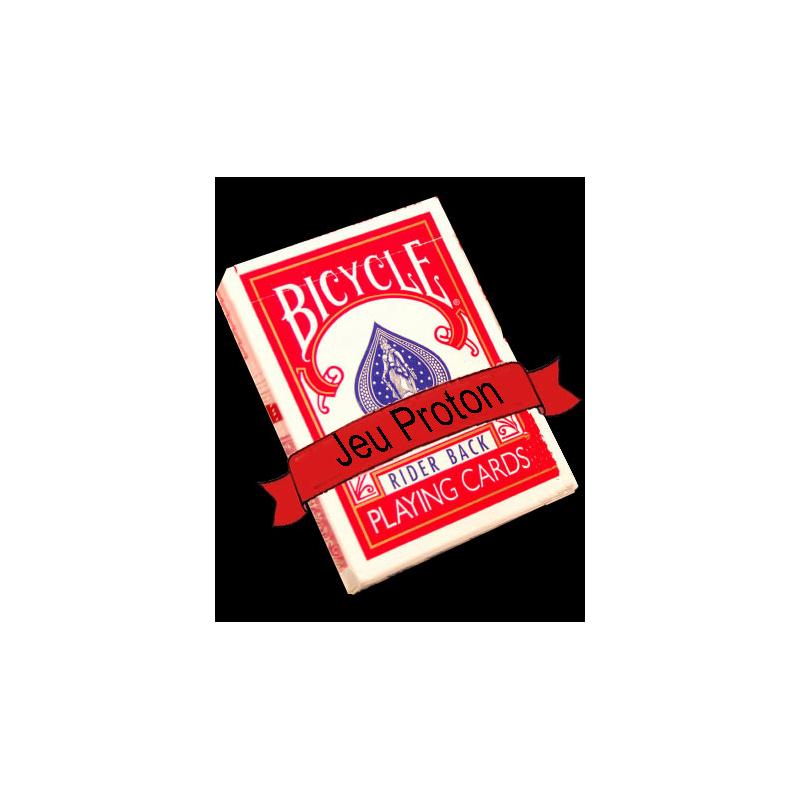 Jeu proton bicycle Rouge