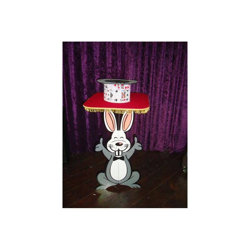 Table Lapin design