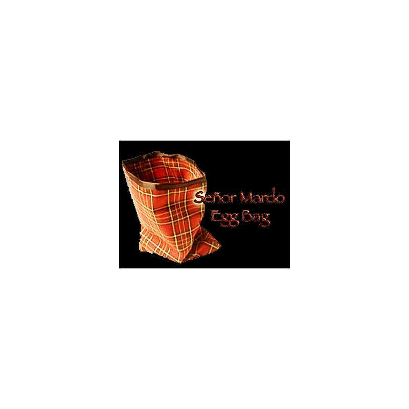 Senor Mardo Eggbag ( Martin Lewis )