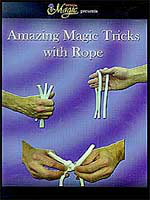 DVD Amazing Magic Tricks With Rope