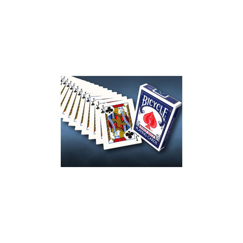 Jeu Radio ou svengali en Bicycle Rouge